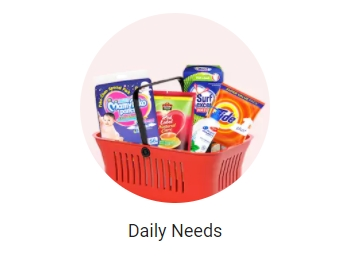 LOOT – Grocery Rs. 150 Cashback On Rs.299 !! Hurry Up !! discount deal