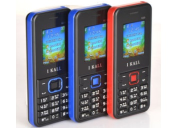 Budget Buys : IKALL Featured Phone at Flat 50% off starts from Rs.399 low price