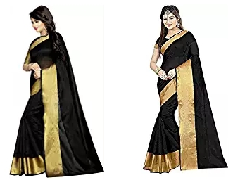 Women's Net Saree With Blouse Piece at Flat Rs. 199 Only discount deal