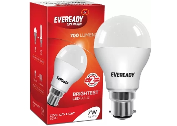 Eveready 7 W B22 LED Bulb (White) at Flat 53% OFF low price