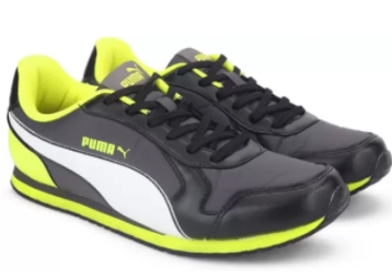 Puma Cabana IDP Sneakers For Men (Black) at Flat 60% OFF discount deal