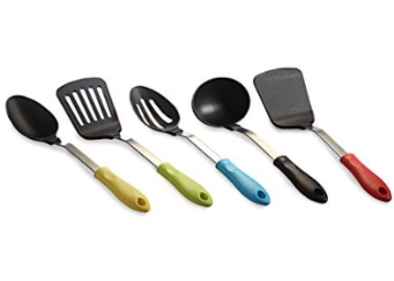 All Time Plastics Kitchen Tool Set of 5 at Flat 61% OFF low price