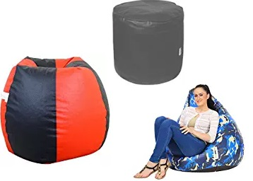 Big Deal:- Minimum 75% off on Bean Bag Covers + Free Shipping discount deal