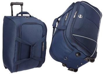 Flat 70% off:- Pronto Miami 65 cms Travel Duffle at Lowest Online Price discount deal