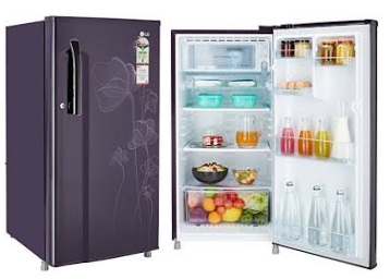 Single Door Refrigerators starts at Rs.7058 + 10% Cashback low price