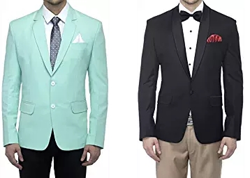 Favoroski Men's Cotton Blend Blazers at Flat 70% OFF discount deal