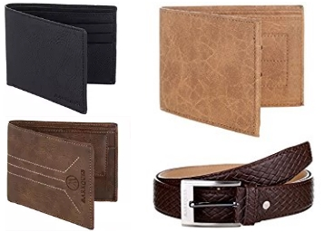 MarkQues wallets & Belt at Flat 80% Off From Rs. 199 discount deal