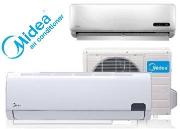 Midea 1.5 Ton 3 Star BEE Rating 2018 Split AC at Rs.23499 low price