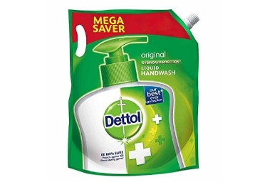 Apply 7% Off Coupon – Dettol Liquid Hand wash Refill Original -1500 ml discount deal
