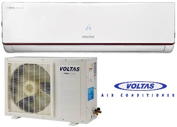 Extra Rs. 1000 Cashback:- Voltas 1.5 Ton 3 Star (2018) Split AC at 42% off discount deal