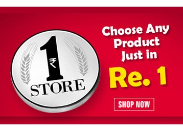 Paytm Rs. 1 product Sale [Products at Just Rs. 1 & Pay Shipping Charges] low price