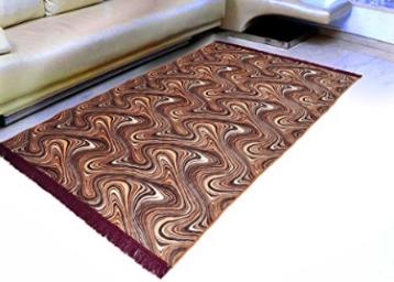 Warmland Floral Velvet Carpet – 60″x84 at Flat 71% OFF low price