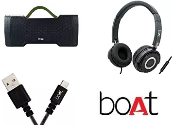 Brand Day:- BOAT Range at Up to 68% Off discount deal