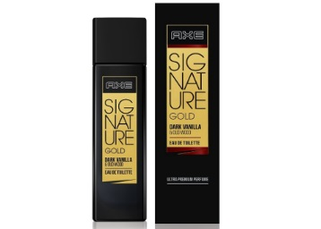 AXE Signature Gold Dark Perfume at Rs.220 discount deal