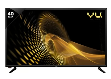 Lowest Ever Price – Vu 102cm (40 inch) Full HD LED TV at Rs. 15999 discount deal