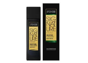 Flat 50% Off – AXE Signature Gold Vetiver and Fresh Lavender Perfume, 80 ml low price
