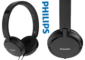 Philips On Ear Headphone with Deep Bass at Just Rs. 549 low price
