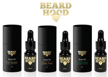Beardhood Beard & Mustache Oil – Combo of 3 at Rs. 387 discount deal