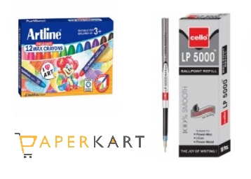 Buy Stationary Products Up 80% Off Starting at Just Rs. 10 low price
