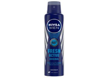Nivea Fresh Active Original Deodorant, 150ml at Just Rs. 113 low price