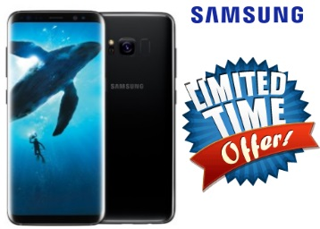 Biggest Discount Ever:- Samsung Galaxy S8 [ 4 & 64 GB] at Lowest Ever low price