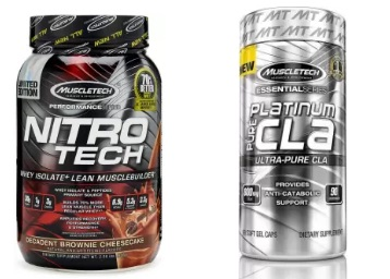 Min.40%off on Muscletech Health and Nutrition Products discount offer