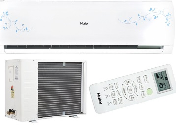 Big Discount:- Haier 1.5 Ton 3 Star (2018) Split AC at Just Rs. 26990 discount deal