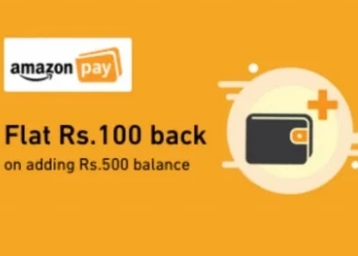 Add Rs.500 and Get Flat Rs.100 Cashback using Zeta App
