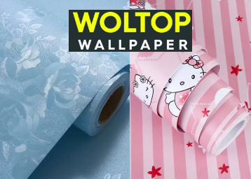 Best Seller Ever Woltop Large Pvc Wallpapers At Just Rs 198 At