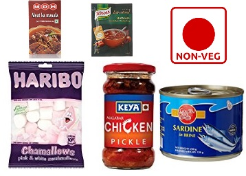 For Non vegetarians : Upto 50% off On Grocery From Rs.41