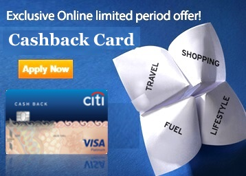 Apply for Citibank Cash Back & Get Extra Discounts of Bills, Movie, & More low price