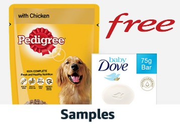 Amazon Pantry FREE Samples Of Today [Get Back What You Pay ] discount deal