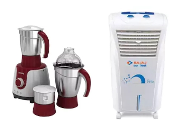 Paytm Maha Cashback Sale – Get Up To Rs. 10000 Cashback On Summer Appliances discount deal