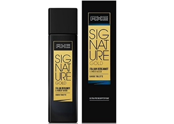 AXE Signature Gold Italian Perfume 80ml at Flat 50% OFF discount deal