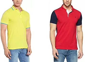 Minimum 50% Off on United Colors of Benetton Men's Clothing discount deal