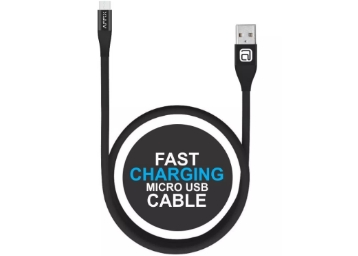 Affix 2.4 Amp Fast Charge USB Data Cable at Flat 66% OFF discount deal