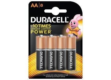 Duracell Alkaline AA Batteries – Pack Of 16 at at Extra Rs. 200 Off discount deal