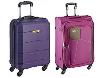 Luggage, Duffles at Big Discount [Skybags, Safari, Aristocrat & More] discount deal