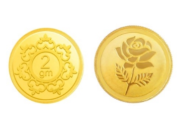 Last Few Hours:- Extra Rs. 2000 Off On Branded Gold Coins [SBI Cards] low price
