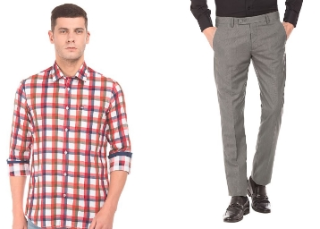 Arrow Polo T-Shirts, Trousers & Shirts Starts at Rs. 400 Only discount deal