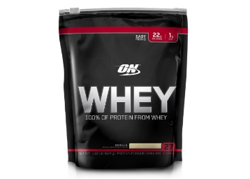 Optimum Nutrition 100% Whey Protein at Rs.1237 discount deal