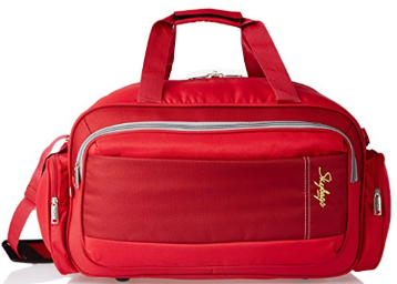 Flat 65% Off:- Skybags Cardiff Polyester 55 cms Travel Duffle discount deal