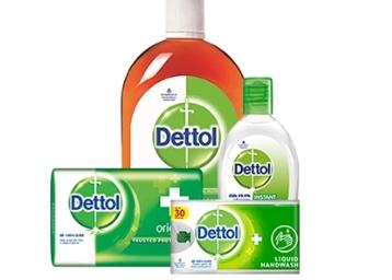 Lybrate dettol kit offer: Get Dettol Free sample For FREE at