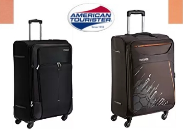 76ba7f034412 ... American Tourister Trolley Bags Min. 60% Off + Cashback Available.  Freekaamaal.com