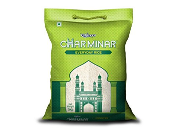 [Pantry] Kohinoor Charminar Everyday Rice, 5kg at 38% off low price