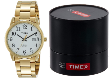 Flat 60% OFF: Timex Easy Reader Formals Analog Watch discount deal