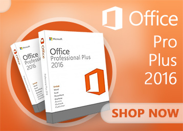 Microsoft Office 2016 Pro Professional Plus CD-KEY (1 PC) at Just Rs