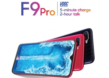 OPPO F9 Pro (6 & 64 GB) at Rs. 19490 [Exchange + Bank Offer]