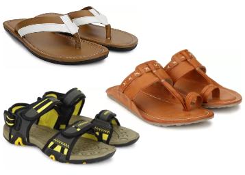 Men Footwear discount offer