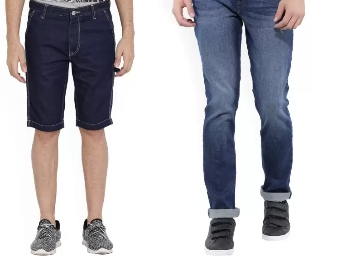Big Deal:- Minimum 70% Off on Lee Jeans + Free Shipping discount deal